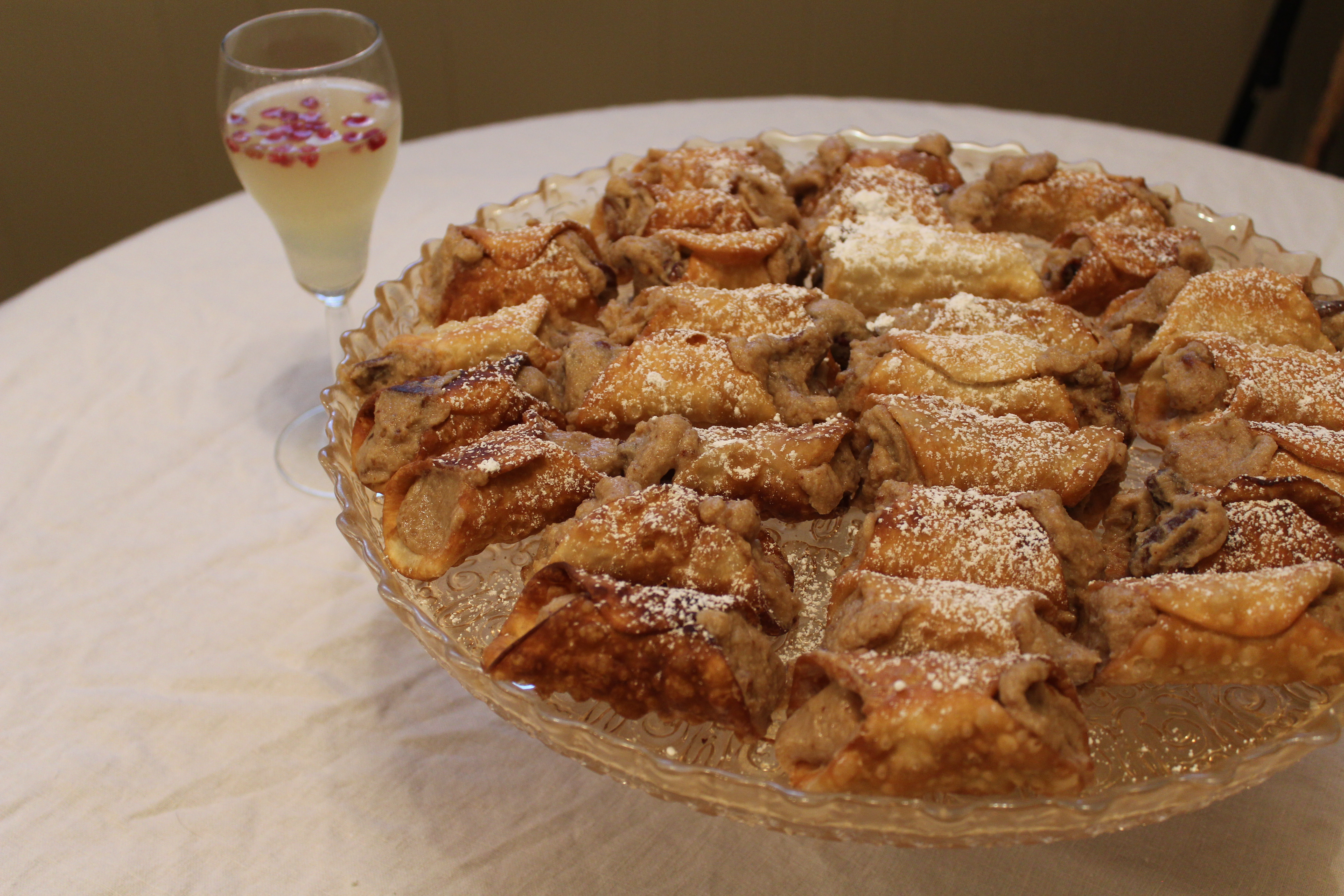 Maple Pecan Pie Cannoli - In The Kitchen With April
